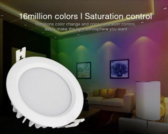 Spot LED SMART RGB CCT cu telecomanda IP54