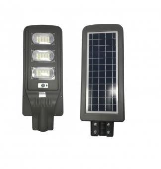 Lampa iluminat stradal cu panou fotovoltaic