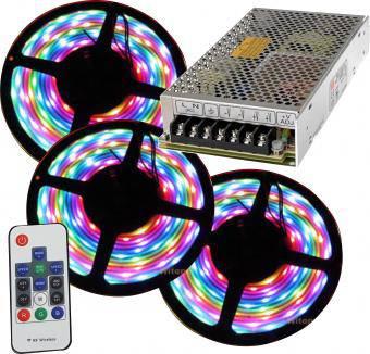 Kit banda led digitala 15m WS2811 30 led-m