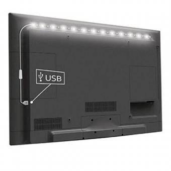 Kit banda led RGB cu USB 1m