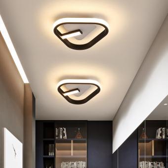 Lustra LED 3 functii trigon