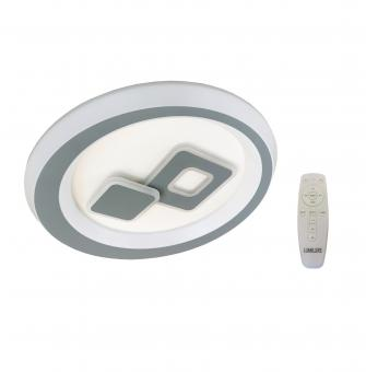 Lustra LED dimabila cu telecomanda 3 functii