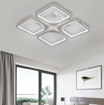 Lustra LED dimabila cu telecomanda 3 functii PROMO