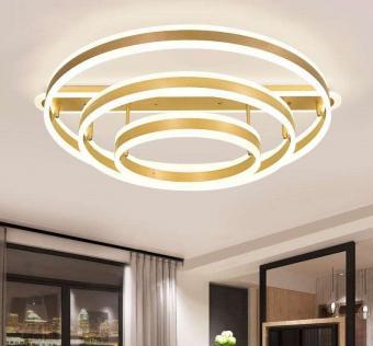 Lustra LED dimabila cu telecomanda 3 functii orientabila