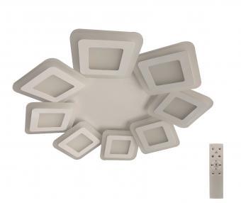 Lustra LED dimabila cu telecomanda si aplicatie 3 functii