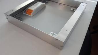 Rama de montaj panou LED 30 x 120