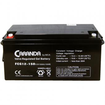 Baterie solara AGM VRLA 150Ah