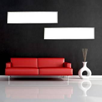 Plafoniera LED aplicata 300x1200