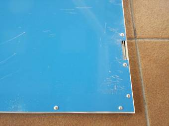 Set tiranti montaj panou LED