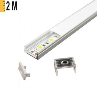 Profil LED aluminiu 2m