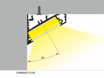 Profil LED colt WIDE 2m