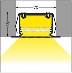 Profil LED special 1m