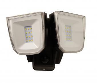Proiector LED cu senzor orientabil