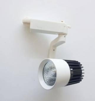 Proiector LED pe sina