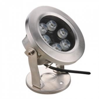 Spot LED RGB submersibil 12V
