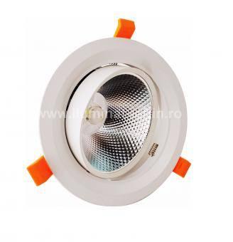 Spot LED orientabi
