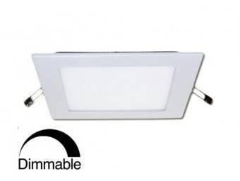 Spot LED patrat dimabil