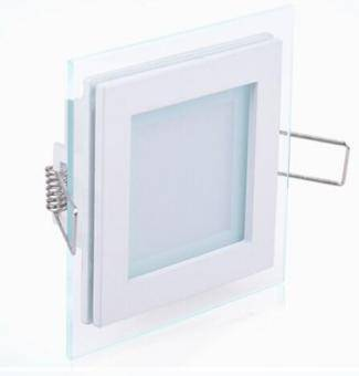 Spot LED rama sticla