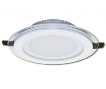 Spot LED rotund