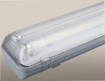 Corp dublu tub led IP65 60cm